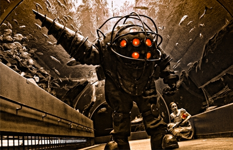 The Man Who Would Be Big Daddy | Irrational Games
