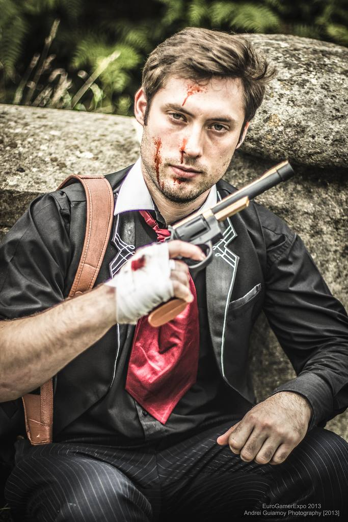 Joe Martinu0027s Booker DeWitt  sc 1 st  Insider - Ghost Story Games & Official Cosplay Contest Winners! | Irrational Games